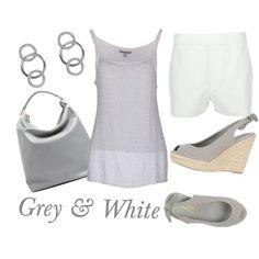 style, white, grey