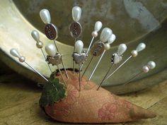 making decorative pins