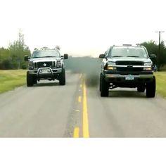 Chevys always first