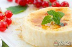 Receita de Bavaroise de baunilha - Comida e Receitas