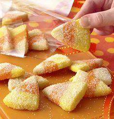 candy corn cookies @Alison MacIvor