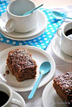Κέικ κατσαρόλας ή βραστό ή Μελαχρινή