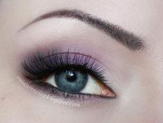 Love the light purple, so pretty!