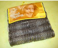 This is the kind of rollers my Mom used on me!
