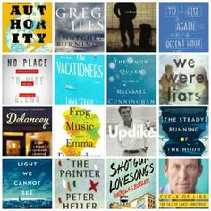 16 books to read this spring!