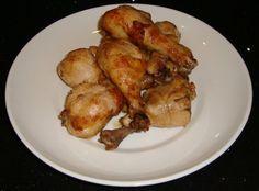 Sarah's Kitchen: Pioneer Woman's Spicy Chicken Legs