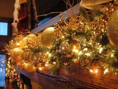 Dramatic Hue - Christmas Decorating Ideas: Our Favorite Ways to Deck the Halls  on HGTV