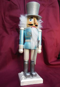 I love nutcrackers!