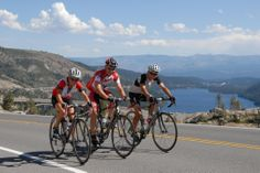 North Lake Tahoe local century ride - support the High School Band