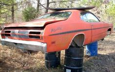 One Guy's Personal Junkyard - http://barnfinds.com/one-guys-personal-junkyard/