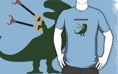 Unstoppable T-Rex by jezkemp