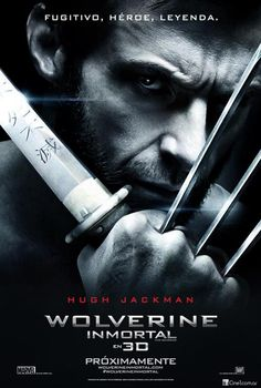 New poster The Wolverine