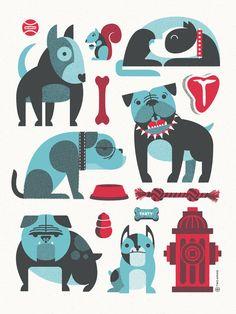 Dribbble - twoarms-bulldogs.jpg by Two Arms Inc.
