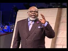 Defying The Urge To Quit - Part 1 Join us every day via our internet church campus at http://tphechurch.org  Stream us live http://www.tdjakes.org/watchnow