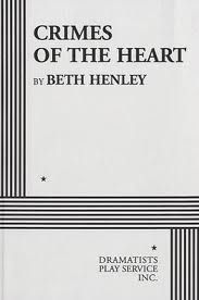 Crimes of the Heart by Beth Henley. Set in lower Mississippi, a hilarious though nail-biting glimpse into the lives of 3 Southern sisters as they are reunited under less-than dubious circumstances  after years of living apart. I would LOVE to play Babe!