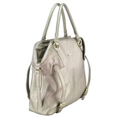 Timi + Leslie Dawn Bag: Looks like a designer handbag, and no one will know it's a 7-piece diaper tote