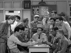 The Phil Silvers Show.