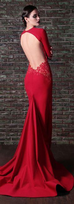 Glamour gown..Rami Kadi
