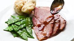 Easy, delicious, and impressive: 5 Ingredient Easter Ham with Cola-Pineapple Glaze