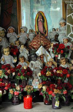 Zapotec Home Altar