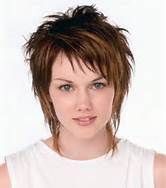 Shag Hairstyles For Women Over 50 With Thin Hair - Bing Images short haircuts, layered hairstyles, color, hairstyle ideas, short hair styles, fine hair, short hairstyles, shorts, medium