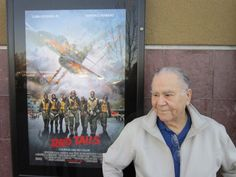 "A WWII Pilot loves the film, ""Red Tails""."