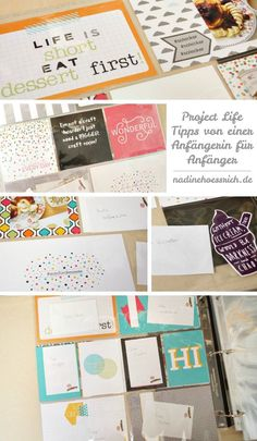 Project Life by Stampin' Up! | nadinehoessrich.de | #PLxSU