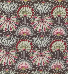 Umbellets fabric by Liberty UK
