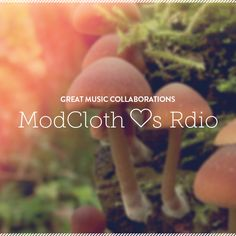 vintage, modcloth, explor music, rdio playlist, playlists, music collabor
