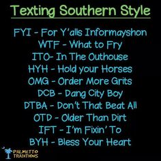 southern thing, southern girl, southern style