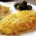 Garlic cheddar chicken!