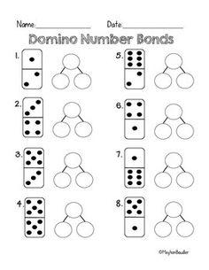 Number Bonds Kindergarten Worksheets | Search Results | New Calendar ...