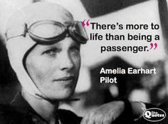 peopl, woman, amaz amelia, inspir, women, amelia earhart quotes