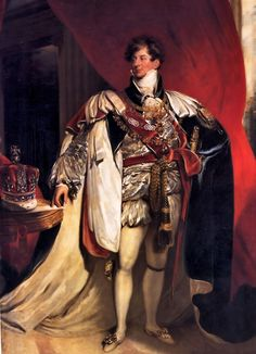 Sir Thomas Lawrence - George IV (1822)