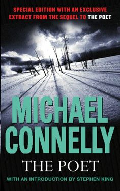 Choose and Book: The Poet (A Jack McEvoy Series) by Michael Connelly. Brilliant.