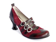 Check out the Fluevog Rubens