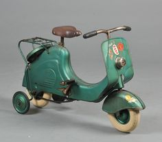 Vespa bicycle scoot scoot, american toy, vespa, moto, antiqu toy, car design, scooter art, child bicycl, scooter toy