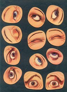 physog yeux 1 | Flickr - Photo Sharing!