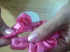 tutorial flor de liston de gasa1