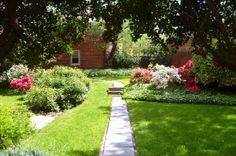 Garden at Thompson Markward House, DC