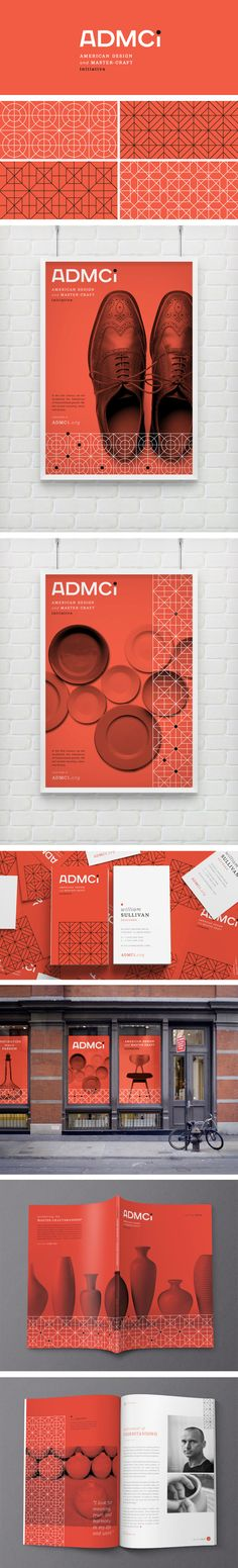 ADMCi Identity | Designer: Eight Hour Day