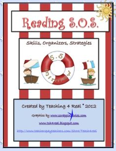 This is a BUNDLE of reading organizers to help you when teaching reading strategies in both whole group or guided reading groups. Use these dur...