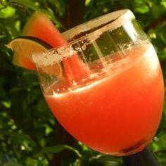#recipe #food #cooking Jewel's Watermelon Margaritas