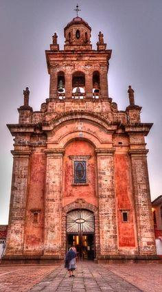 Patzcuaro, Michoacan, México