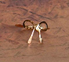 $32 bow ring