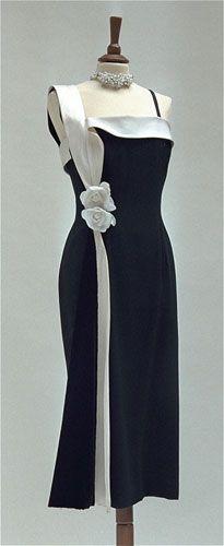 1954 Cocktail Dress made for Elizabeth Taylor