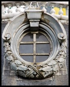 L'oeil de boeuf window