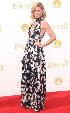 Julie Bowen from 2014 Emmys: Red Carpet Arrivals   E! Online