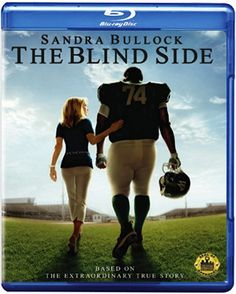 The Blind Side Blu-ray: 7.99 + FREE Shipping!
