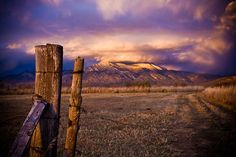 Taos, NM.  Photo by Estevan Montoya  and Taos is just this incredible too